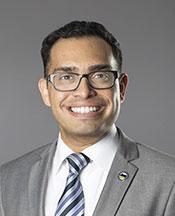 Dr  Yxstian Gutierrez, Mayor